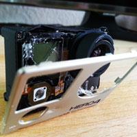 Go Pro Hero 4 Black camera