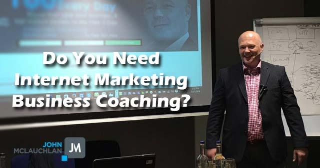 Internet Marketing Business Coaching