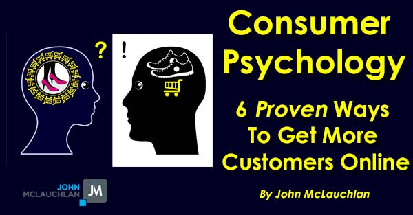 Consumer Psychology by John McLauchlan
