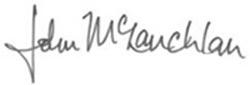 John McLauchlan