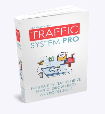 Traffic for leads and sales
