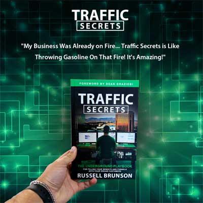 Traffic Secrets Russel Brunson